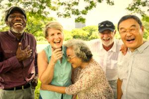seniors with Medicare Advantage